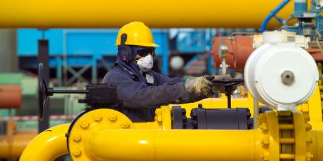 Installation, repair, alteration and maintenance of gas distribution networks