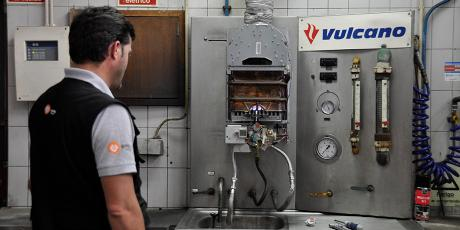 Installation, adaptation, repair and maintenance of gas appliances