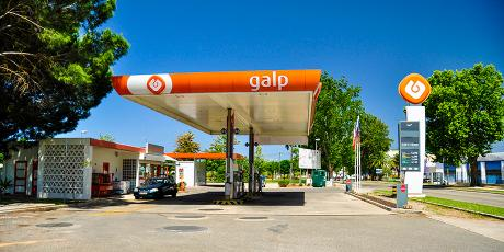 Silves - Gas Station
